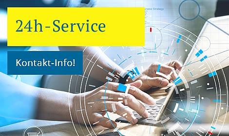 24h-Service Siebrecht Datenverarbeitung